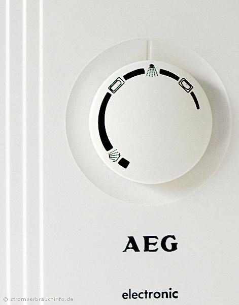 Durchlauferhitzer temperatur einstellen