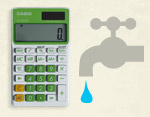 rechner zur berechnung von warmwasserkosten beim duschen strompreis liter und zeit